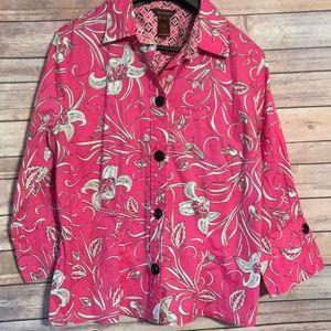 Ladies Hawaiian shirt